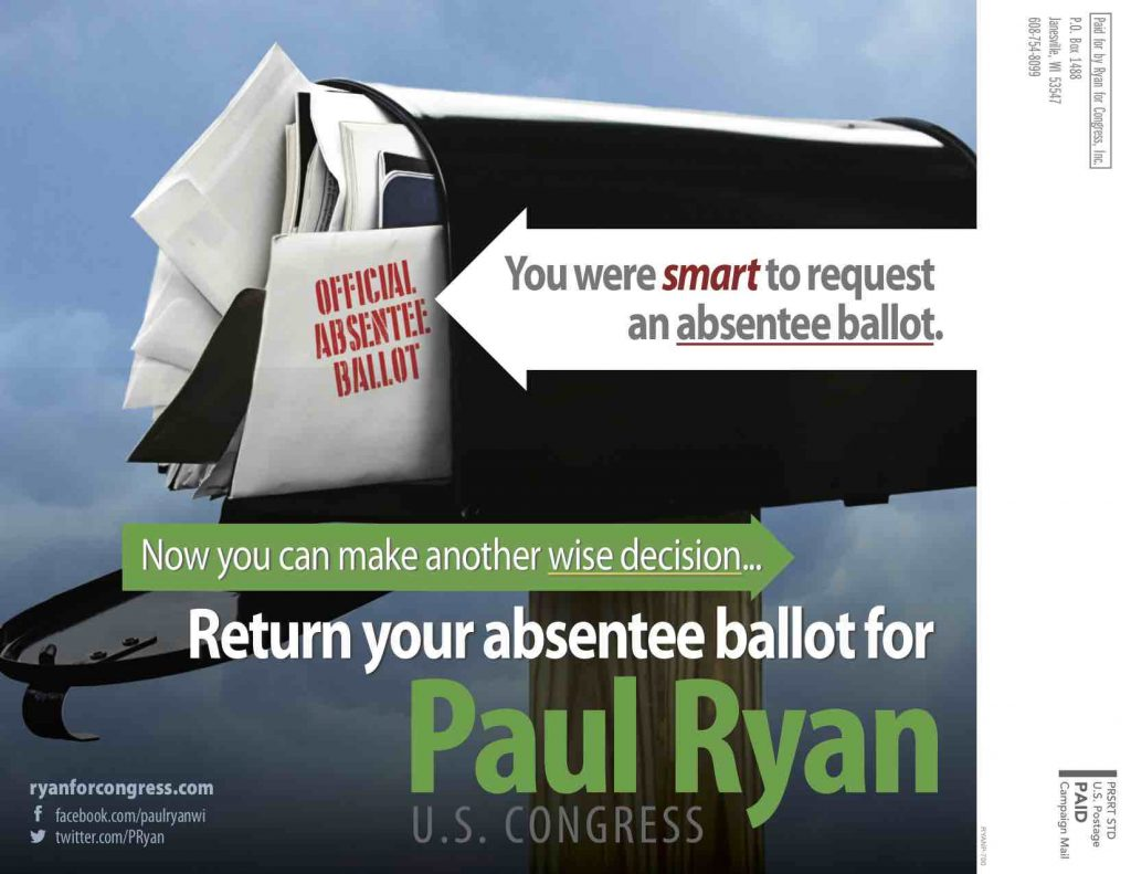 RYANP-CO-WI-700 Absentee